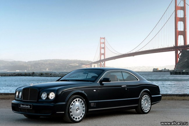 Фото Bentley Brooklands Coupe
