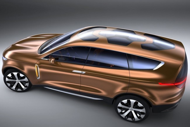 KIA Cross GT Concept фото