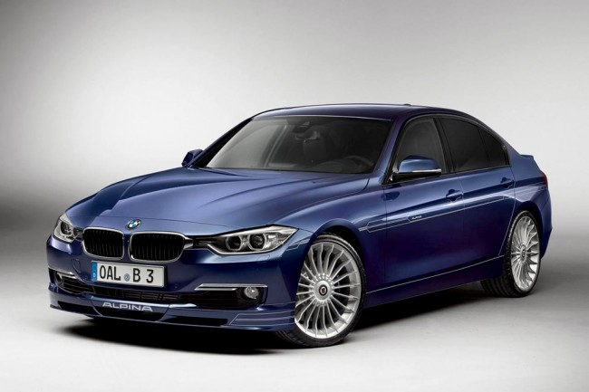Alpina B3 Bi-Turbo 2013 фото