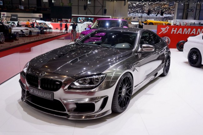 Обвес Mirr6r для BMW M6 Coupe