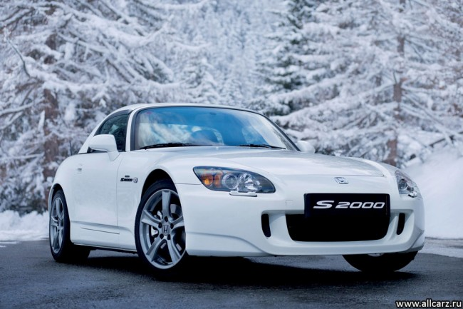 Фото Honda S2000 Ultimate Edition