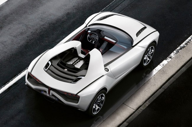 Italdesign Parcour Roadster фото