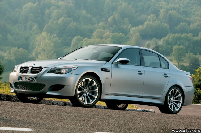 BMW m5 e60 для assetto corsa