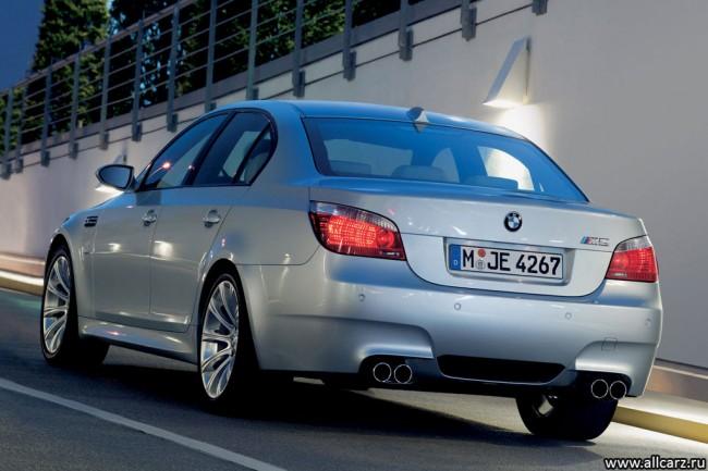 отличие BMW e60 от BMW e61