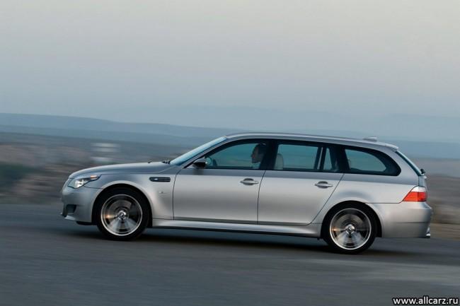 что такое еж на BMW e60