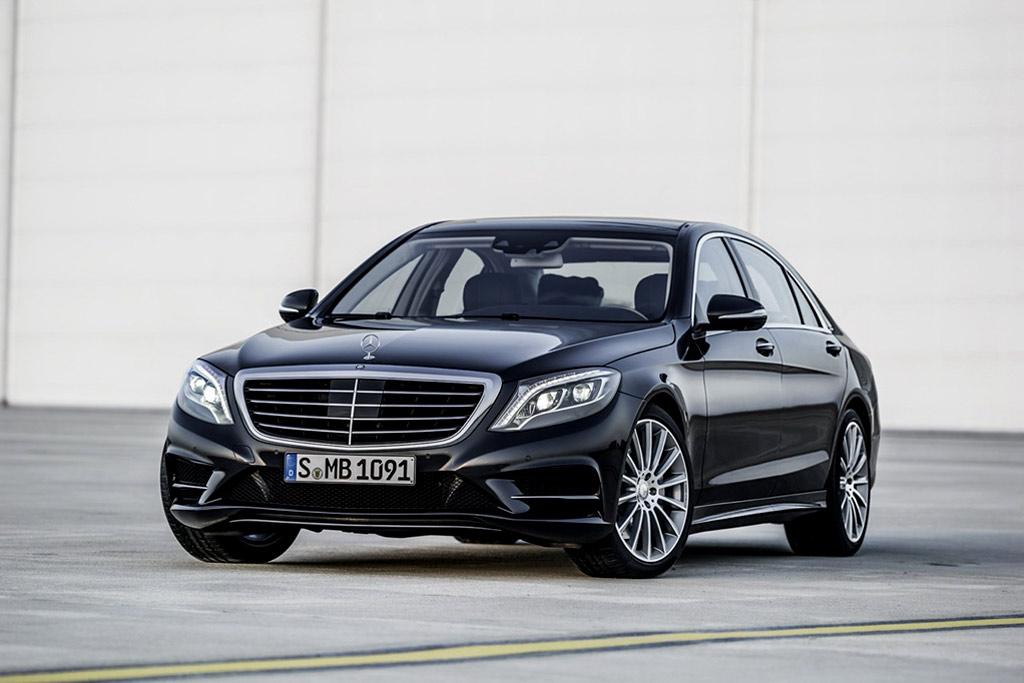 Mercedes s class 2014 фото