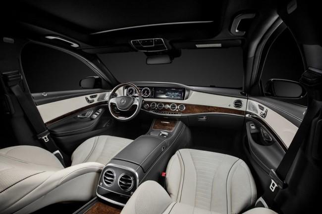 Mercedes-Benz S-Class 2014-2015 (W222) - фото, цена ...