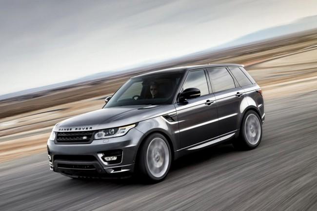 Комплектации и цены range rover sport 2015