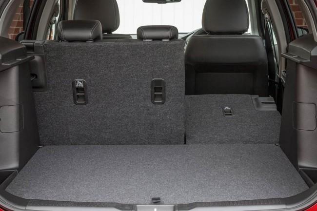 Багажник нового Сузуки SX4 II