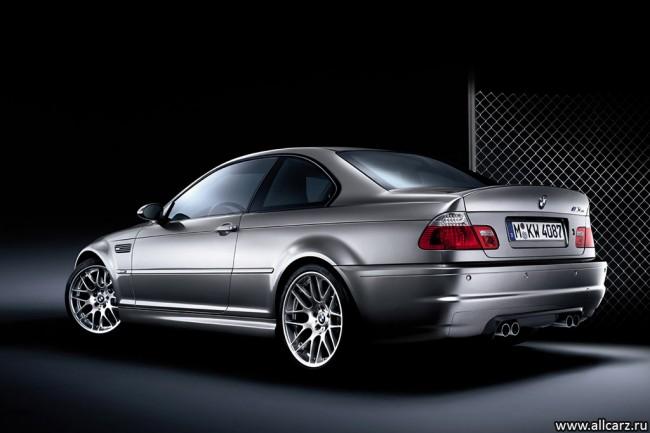 BMW m3 gtr e46 технические характеристики