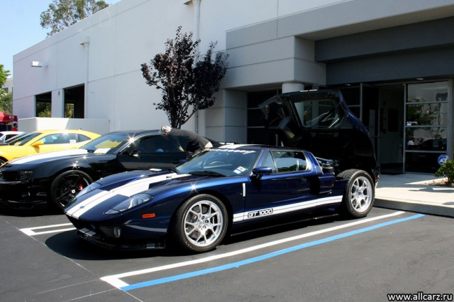 Фото Ford GT 1000 от Hennessey