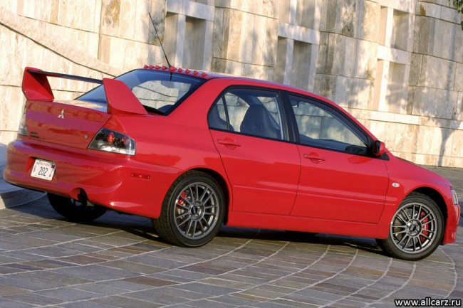Lancer Evolution 9 MR