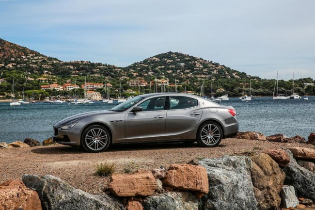 Maserati Ghibli 2017-2018 - фото, цена, характеристики нового Мазерати Гибли 3
