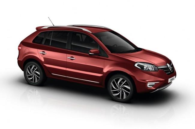 Renault koleos review 2015