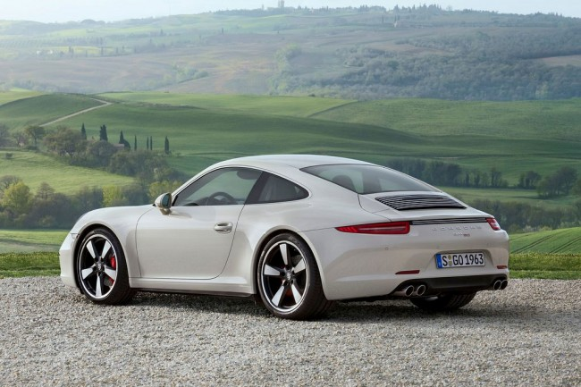Porsche 911 Carrera S 50 Years Edition фото
