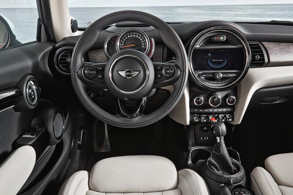 новый мини купер 2014