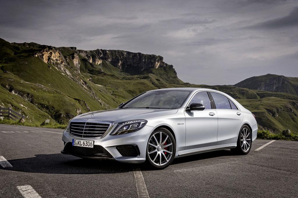 Mercedes-Benz S 63 AMG (W222) - фото, цена, характеристики нового ...