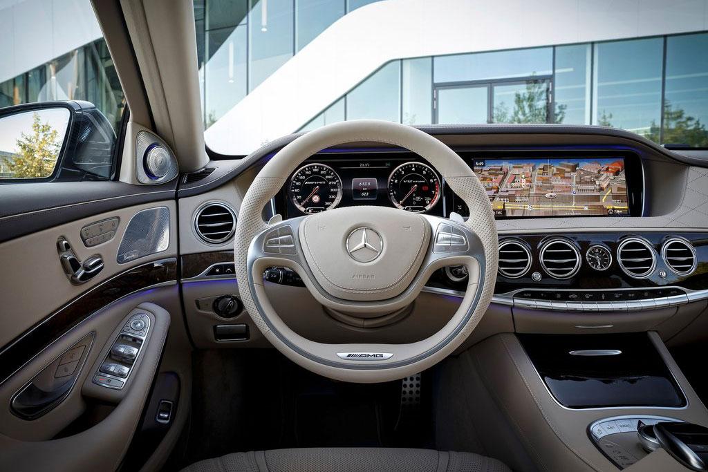 Mercedes-Benz S65 AMG (W222) - фото, цена, характеристики нового ...