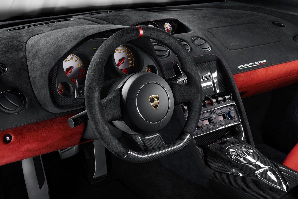 Появились фотографии Lamborghini Gal…