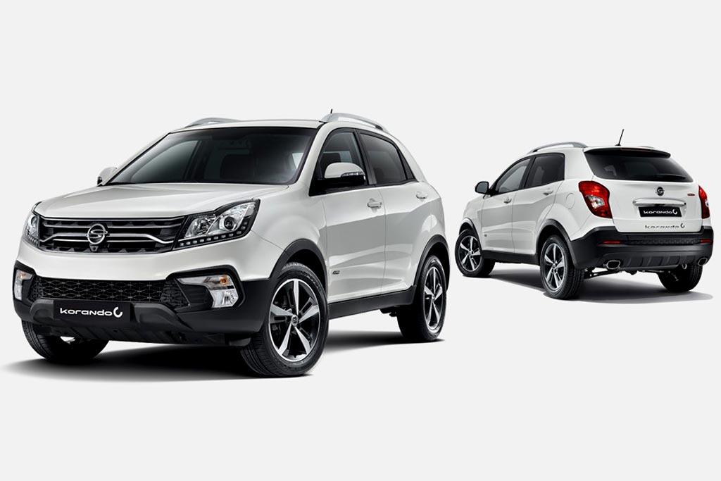Саньенг Актион 2017 в новом кузове