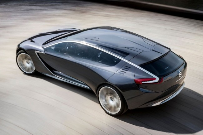 Opel Monza Coupe Concept фото