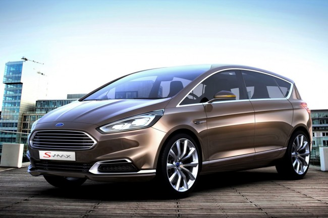 Фото Ford S-Max Concept