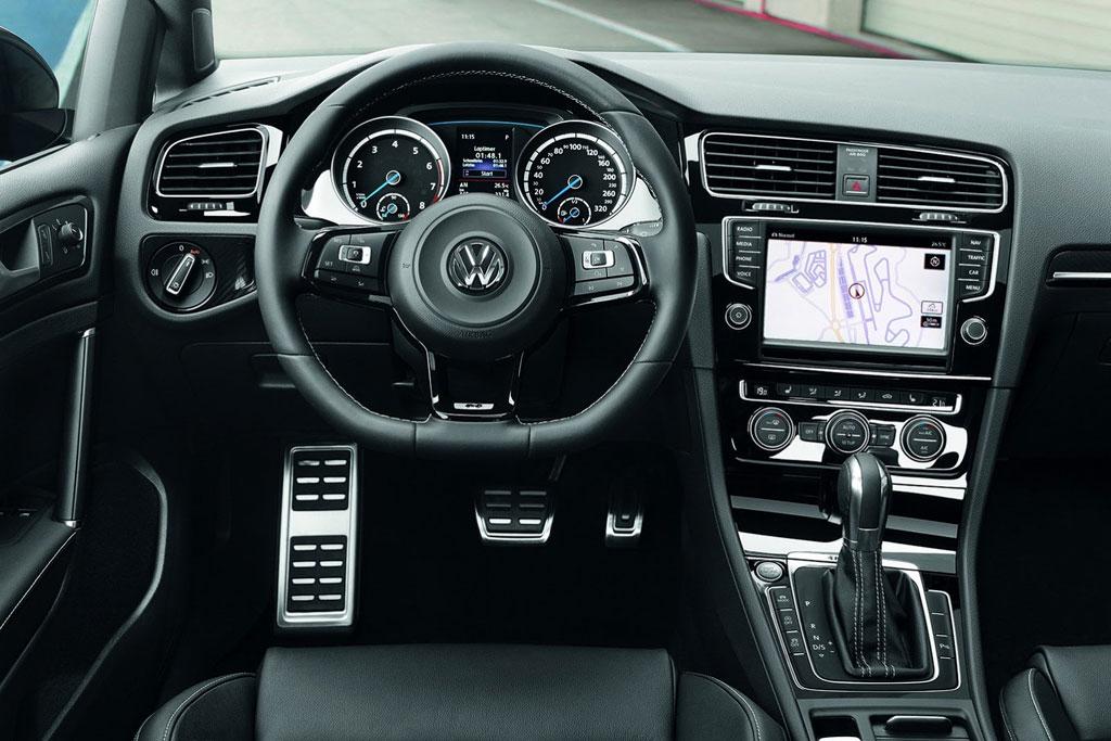 Volkswagen фото салона 4