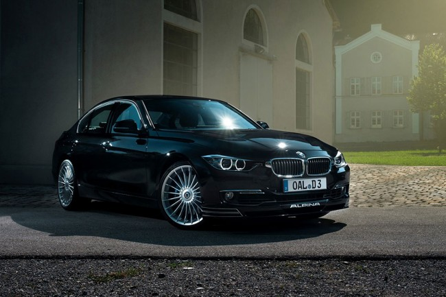 Фото седана Alpina D3 Bi-Turbo
