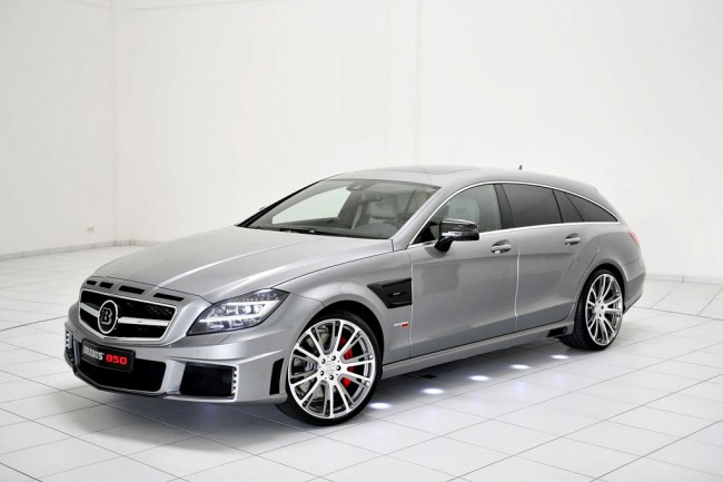 Brabus 850 Shooting Brake 6.0 Biturbo фото
