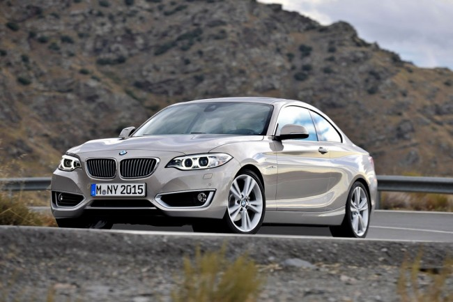 Новая BMW 2-Series Coupe (F22)