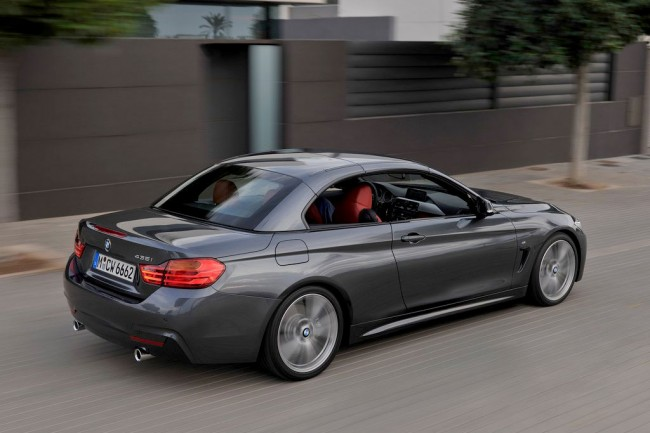 BMW 4-Series Convertible (F33) фото
