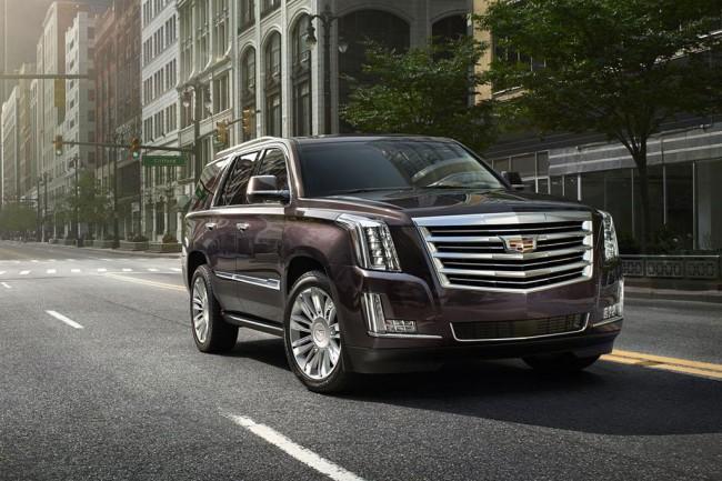 Cadillac Escalade Platinum 0015