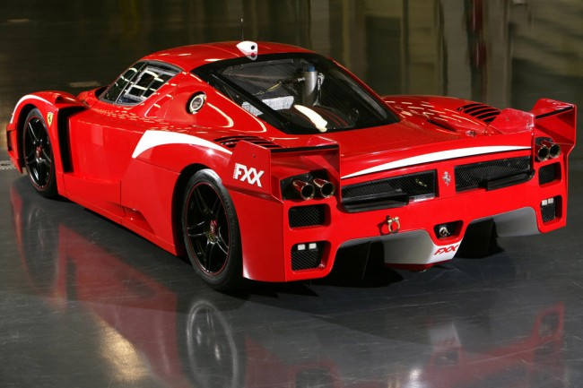 Ferrari FXX Evolution фото