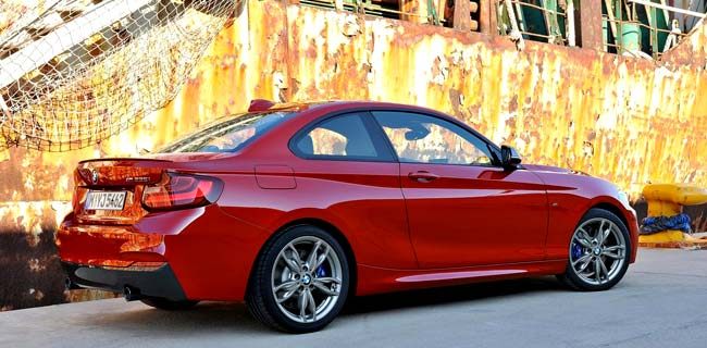 BMW 2-Series Coupe (F22)