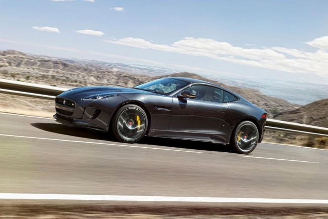 Фото Jaguar F-Type Coupe 2016