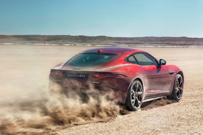 Jaguar F-Type Coupe AWD фото