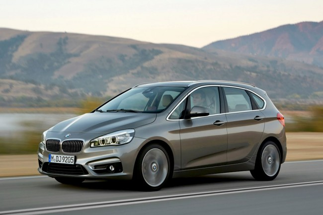 BMW 2-Series Active Tourer фото