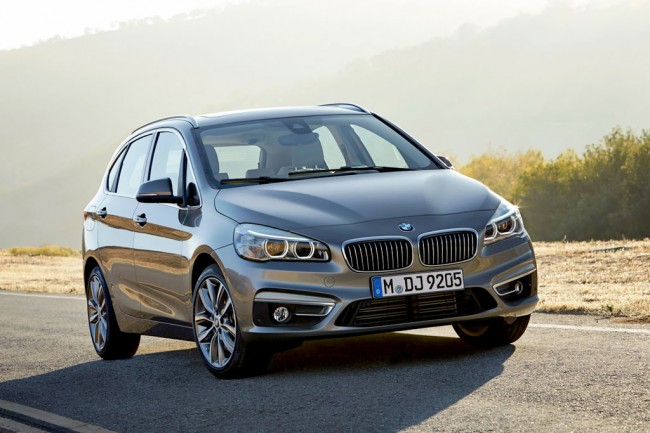 Компактвен BMW 2-Series Active Tourer