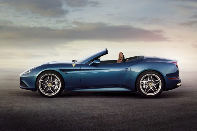 Ferrari California T фото