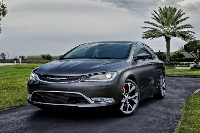 Фото Chrysler 200 2014