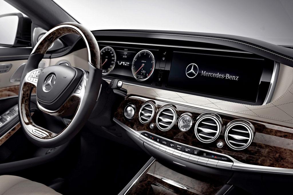 Mercedes-Benz S600 (W222) - фото, цена, характеристики нового ...