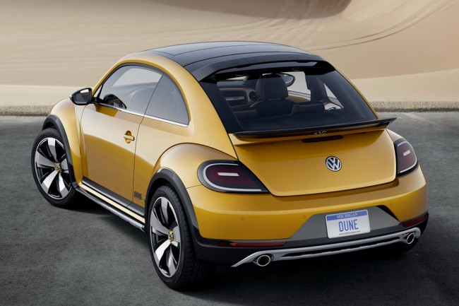 Volkswagen Beetle получил заряженный концепт
