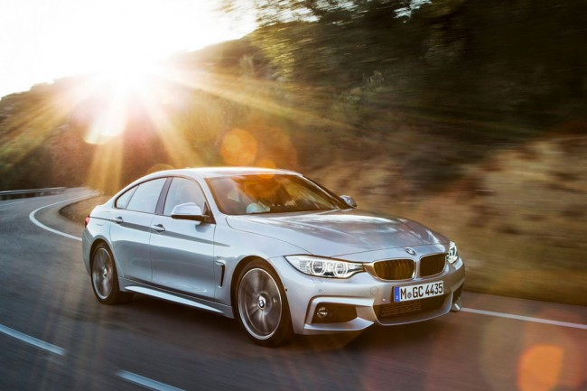 Фото новой BMW 4-Series Gran Coupe 2016