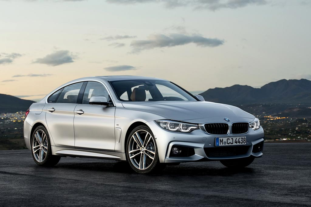 Пятидверка BMW 4-Series Gran Coupe