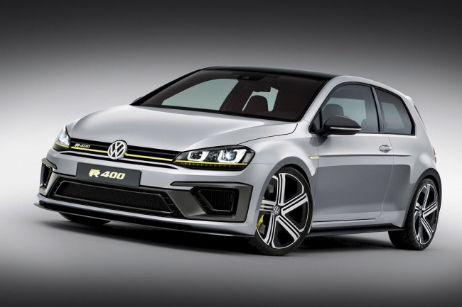 Volkswagen Golf R 400