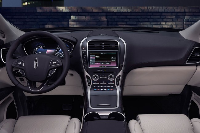 Фото салона Lincoln MKX 2