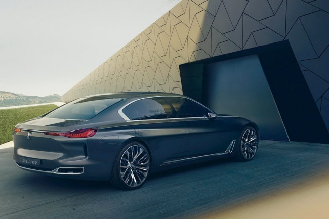 BMW Vision Future Luxury Concept фото