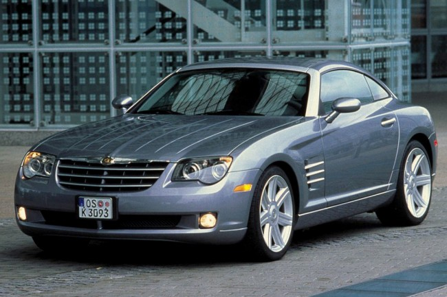 Chrysler Crossfire фото