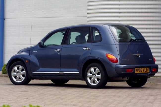 Chrysler PT Cruiser фото