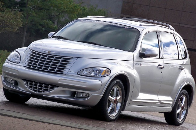 Хэтчбек Chrysler PT Cruiser